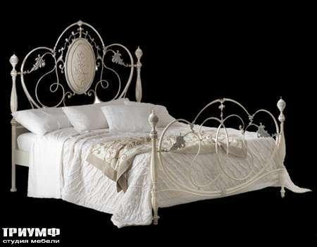 Итальянская мебель Cantori - кровать Caruso