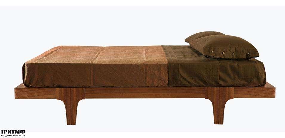 Итальянская мебель Morelato - Кровать без изголовья