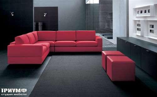 Итальянская мебель Pianca - Диван Beautiful
