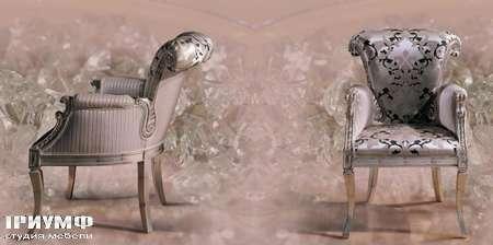 Итальянская мебель Ezio Bellotti - Кресло на ножках
