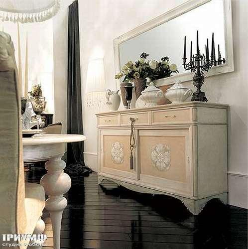 Итальянская мебель Giusti Portos - Комод деревянный