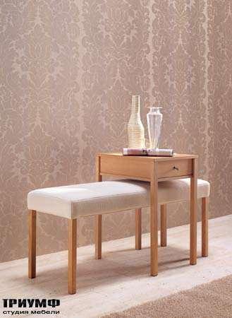 Итальянская мебель Porada - Банкетка giulietta&romeo