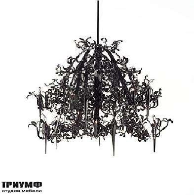 Освещение Brand Van Egmond  - Люстра Flower Power FPC120
