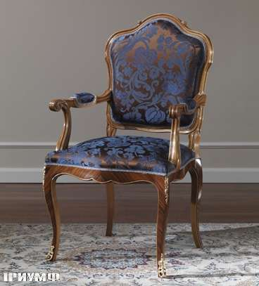 Итальянская мебель Colombo Mobili - Полресло арт. 503.Р кол. Cherubini