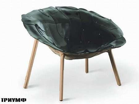 Итальянская мебель Edra - кресло Aguape