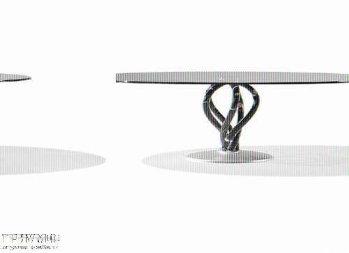 Итальянская мебель Reflex Angelo - Стол из муранского стекла HR