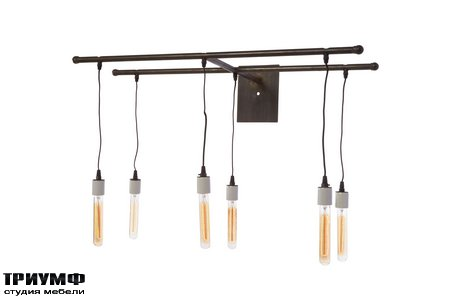 Американская мебель Cisco Brothers - Axel Wall Lamp