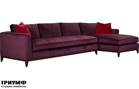 Американская мебель Drexel - Snug Sectional