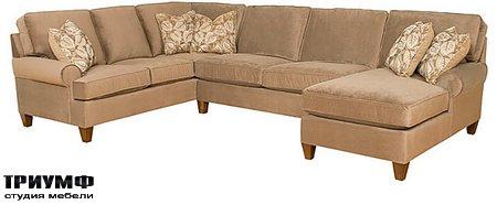 Американская мебель King Hickory - Chatham Sectional