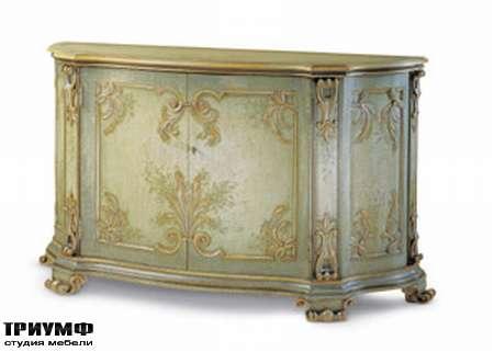 Итальянская мебель Chelini - Прилавок с распашными дверьми