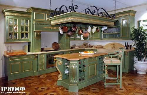 Итальянская мебель Francesco Molon - Кухня с островом