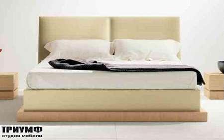 Итальянская мебель Varaschin - кровать Platter II