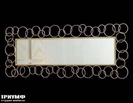Итальянская мебель Cantori - зеркало Mondrianspecchiera