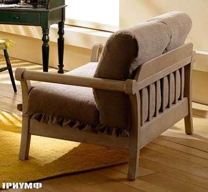 Итальянская мебель De Baggis - Кресло Е0712
