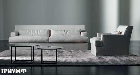 Итальянская мебель Meridiani - диван Bogart small