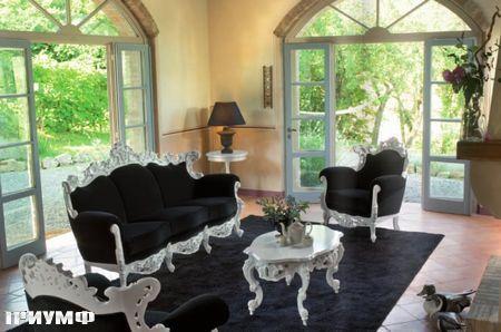 Итальянская мебель Tonin casa - барочная коллекция