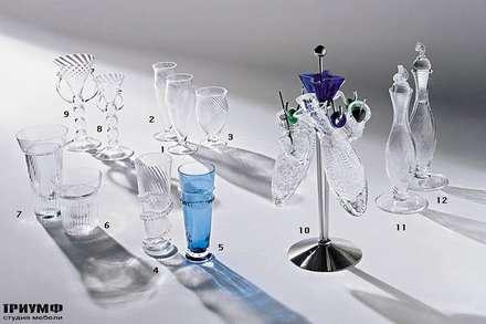 Итальянская мебель Driade - Стеклянные предметы