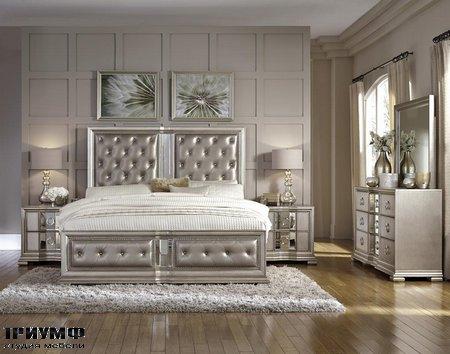 Американская мебель Pulaski - Couture Bed