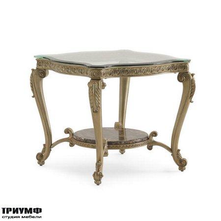 Американская мебель Schnadig - Regency II End Table