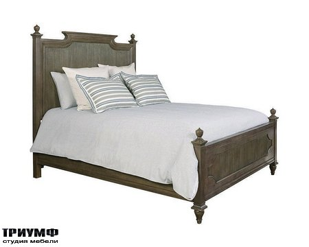 Американская мебель Thomasville - Scandia Kristiania Panel Headboard