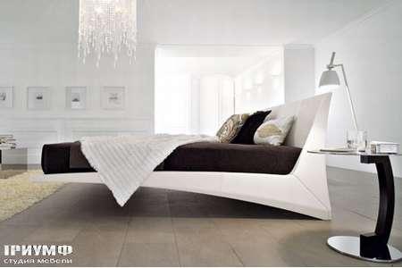 Итальянская мебель Cattelan Italia - Кровать Dilan