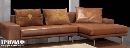 Итальянская мебель Formitalia - Диван Pilot