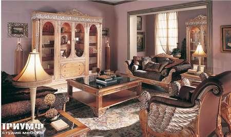 Итальянская мебель Jumbo Collection - Книжный шкаф коллекция Four Seasons