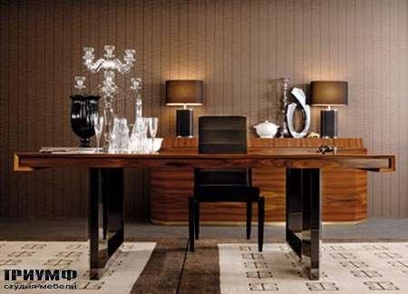 Итальянская мебель Mobilidea - Стол santos арт.5000