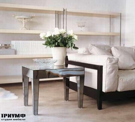 Итальянская мебель Porada - Журнальный столик Glitter