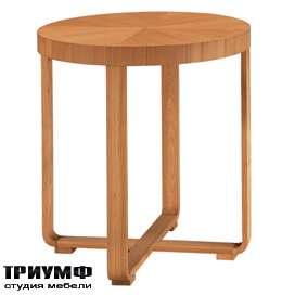 Итальянская мебель Morelato - Столик приставной в светлом дереве