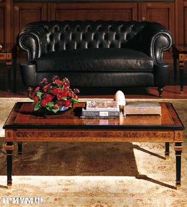 Итальянская мебель Colombo Mobili - Журнальный столик арт.149.130 кол. Leoncavallo