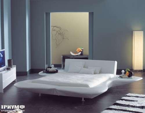 Итальянская мебель Flou - кровать grandpiano