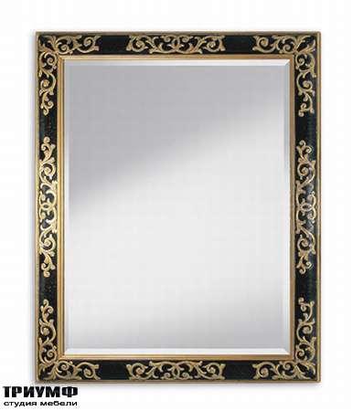 Итальянская мебель Chelini - Зеркало прямоугольное вертикальное арт.670/SF