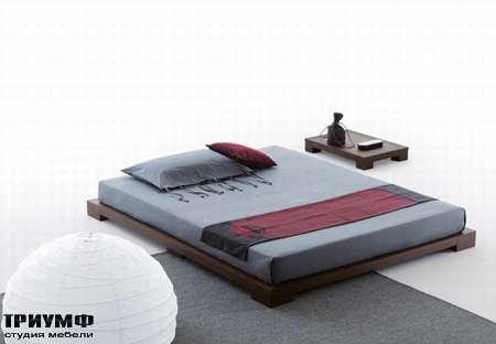 Итальянская мебель Orizzonti - кровать Andaman Tatami