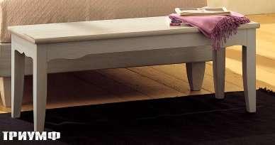 Итальянская мебель De Baggis - Банкетка 20-220L