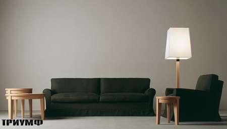Итальянская мебель Meridiani - диван Connery classic