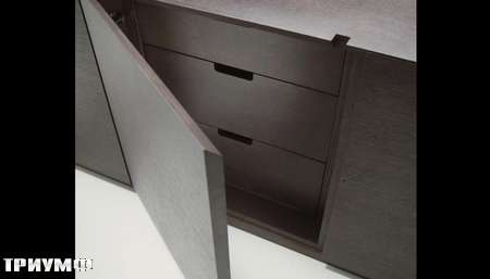 Итальянская мебель Meridiani - комод Day фрагмент