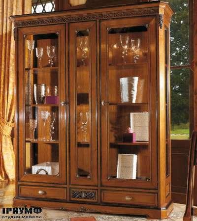 Итальянская мебель Modenese Gastone - Perla del Mare витрина
