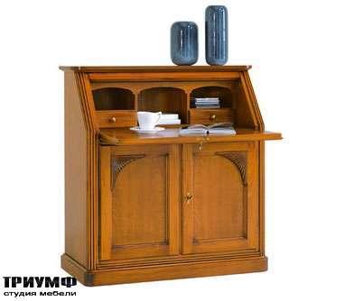 Итальянская мебель Selva - комод - бюро