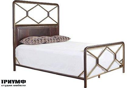 Американская мебель Drexel - Mendenhall Bed