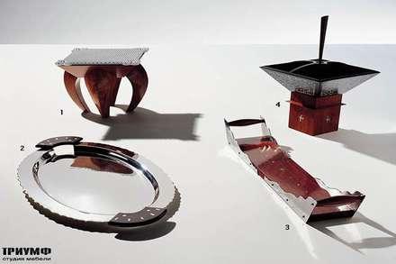 Итальянская мебель Driade - Столовые предметы