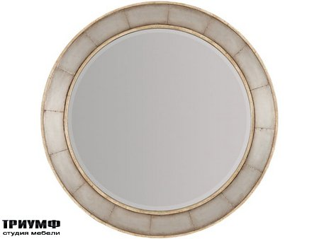 Американская мебель Hooker firniture - Urban Elevation Round Mirror