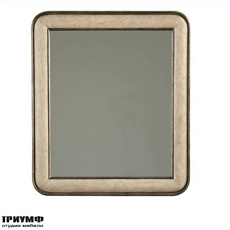 Американская мебель Stanley - Resort Pacific Pointe Landscape Mirror in Sandy Linen