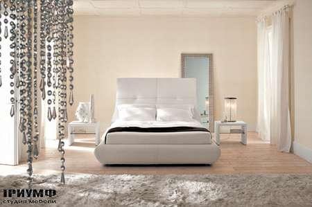 Итальянская мебель Cattelan Italia - Кровать Matisse