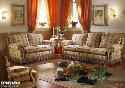 Итальянская мебель Zanaboni - Диван Boston двойной и тройной