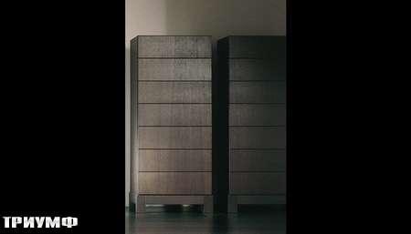 Итальянская мебель Meridiani - комод высокий Douglas