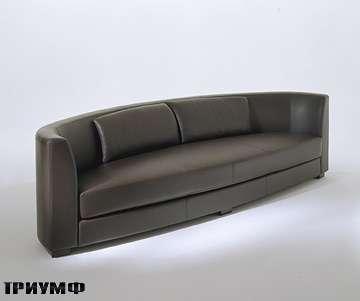Итальянская мебель Rossi di albizzate - диван Demilune