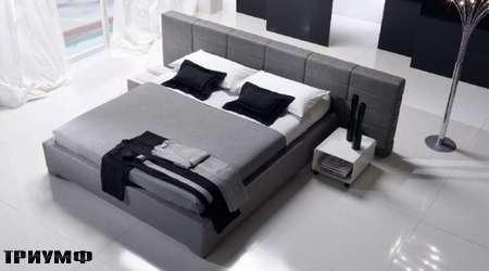 Итальянская мебель Bodema - диван Plazza