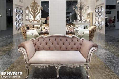 Итальянская мебель Mantellassi - Диван Bijoux
