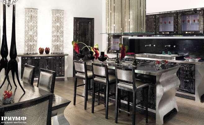 Итальянская мебель Brummel cucine - кухня Papillon4